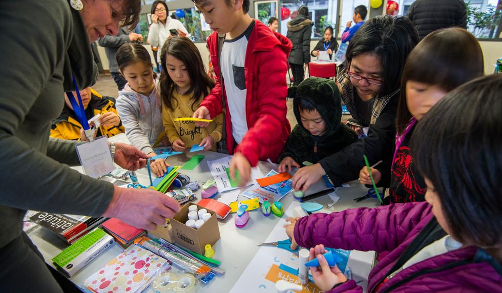 Children's Day event