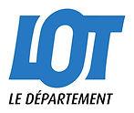 Logo département du Lot