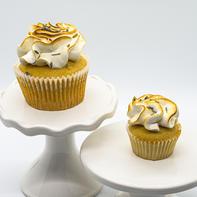 Lavender Earl Grey Cupcake