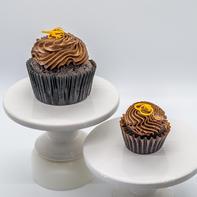 Chocolate Old Fashioned Cupcake