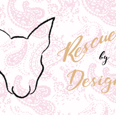 Rescued by Design logo