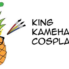 King Kamehamayhem Cosplay logo
