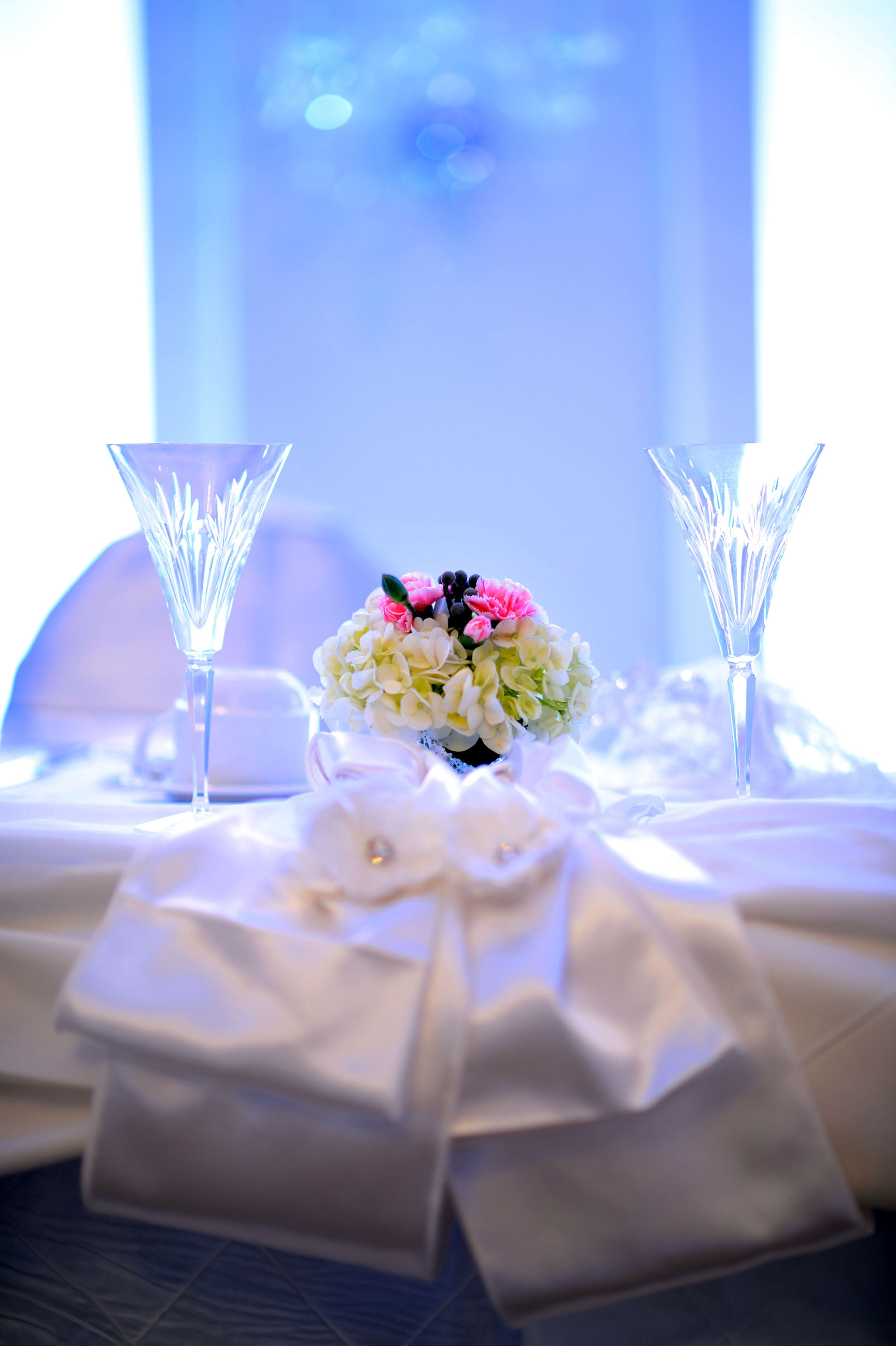 Head Table Setting