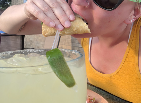 Margaritas the Size of Your Face
