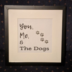 You, Me, and the Dogs