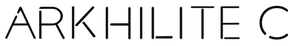 Arkhilite C logo.png