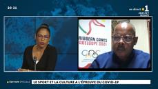 Débat télévisé : Guadeloupe la 1ère