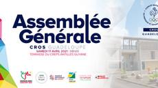 Assemblée Générale du CROS Guadeloupe
