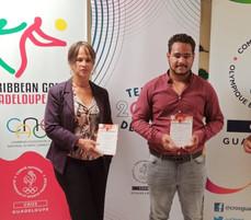Trois questions à Gwenael GIRAUD, Président de l'UGSEL Guadeloupe