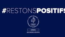 Réaction du Président du CROS Guadeloupe au report des Jeux Olympiques 2020