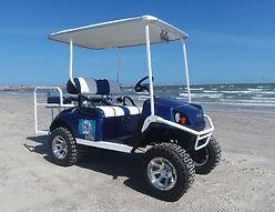 port aransas beach cart rentals