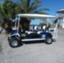 port aransas, texas, beach cart rental