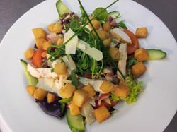 Chicken & Bacon Ceasar Salad