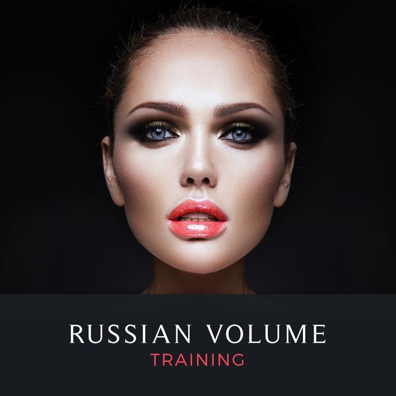Russian Volume Gruppe Seminar inkl.Starterset !