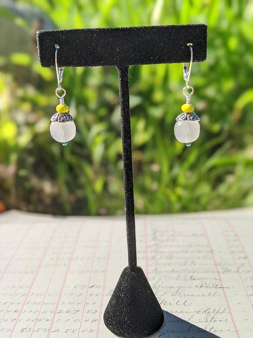 Vintage Japanese earrings