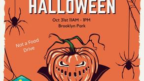 Halloween Fun & Fundraiser