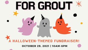 Dine-out for Grout Halloween Treat