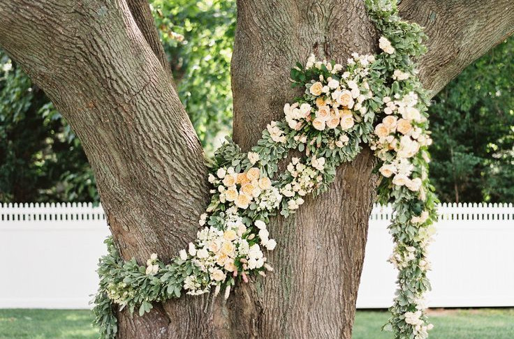 Tree Floral Decor