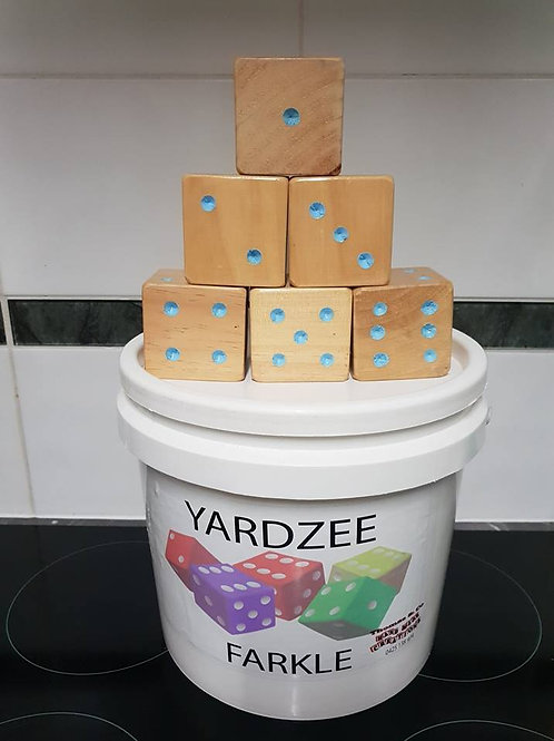 2n1 Game Yardzee or Farkle