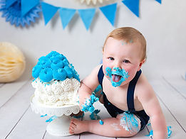Dawson-cake-smash-boy-first-birthday-dub