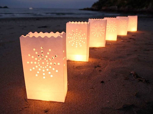 Sale LUMINARIA Lantern FOR SALE PER PACK