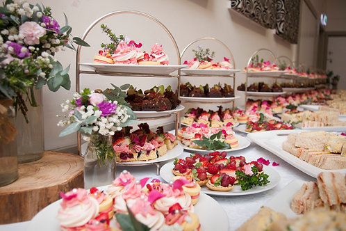 Olympia 3 Tier High Tea Stand