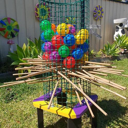 Kerplunk & Pickup Sticks (2n1 game)
