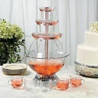 Cocktail Drink Fountain