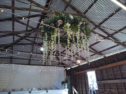 Large Hanging Garland