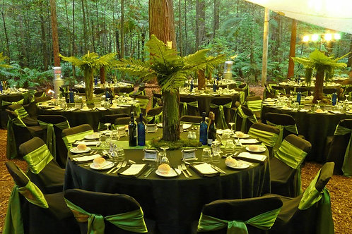 Punga Trees Table Centerpiece
