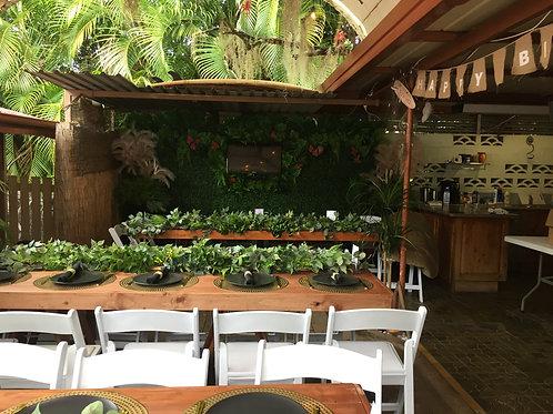 Table Garland - Greenery
