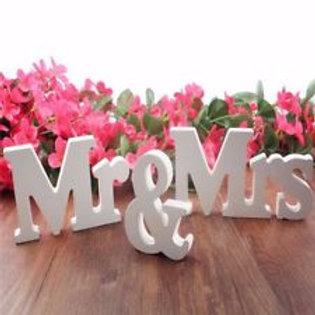 Small Mr & Mrs