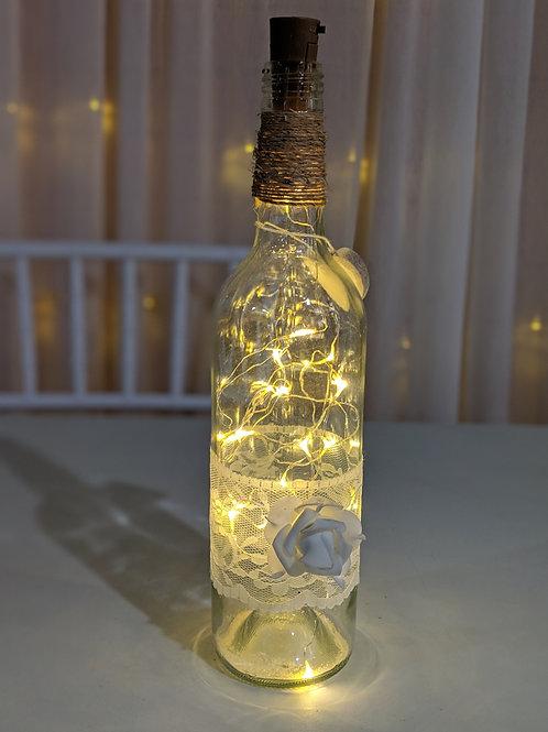 Bottles with Led Lights