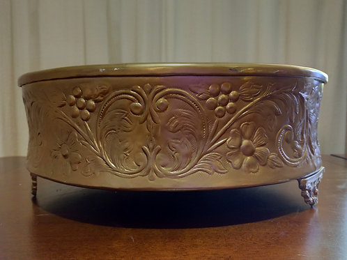 Gold Cake Stand