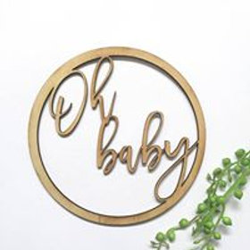 BABY: OH Baby Sign