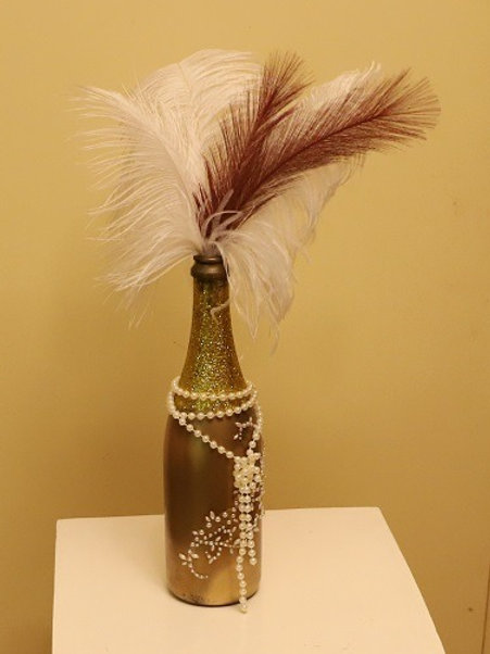 Bottle of Feathers