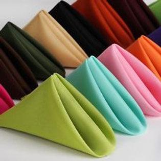Polyester Napkins packs of 10