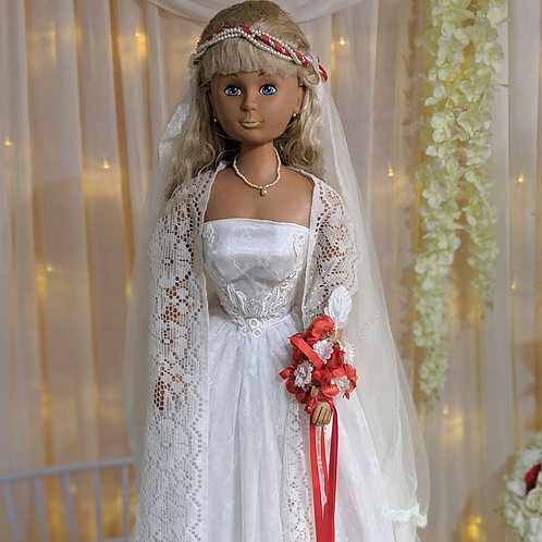 Large Bride Doll