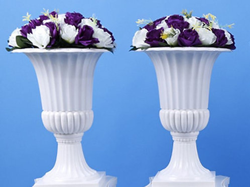 LARGE White Pots FOR SALE