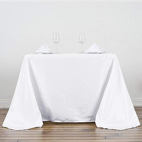 Tablecloth (305cm) Square - White