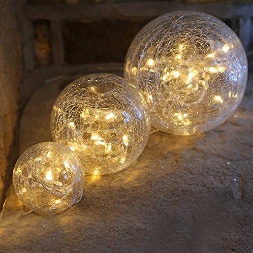 Globe Light Balls