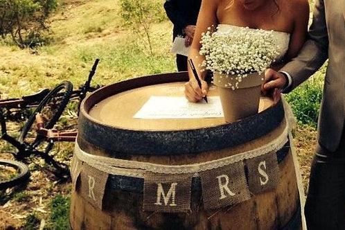 Wine Barrels 330L