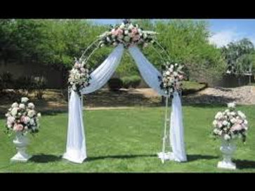 Wedding Arch From: