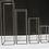 Thumbnail: Metal Frames Flower/Centerpiece set of 4