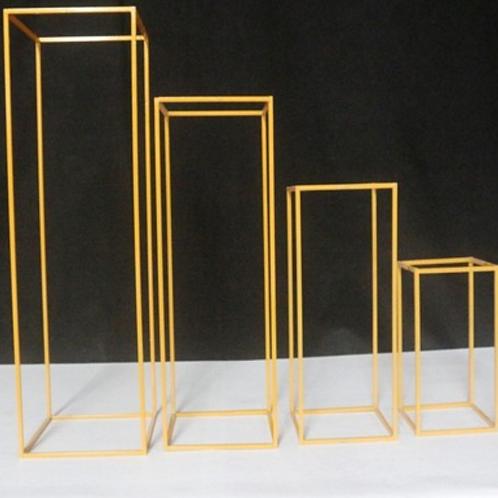 Metal Frames Flower/Centerpiece set of 4