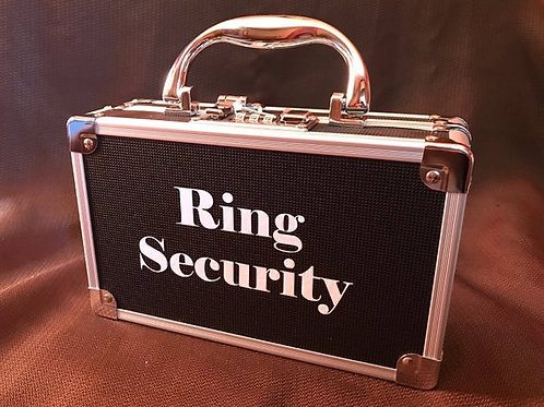 Ring security suitcase