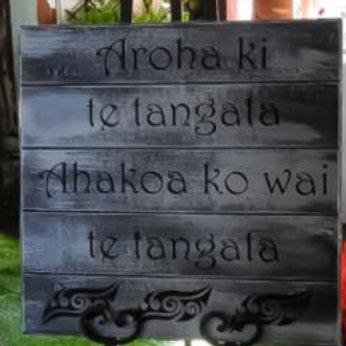 Nz Aroha Ki Sign