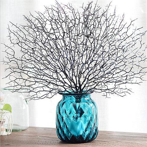 Artificial Coral Branch in Vase