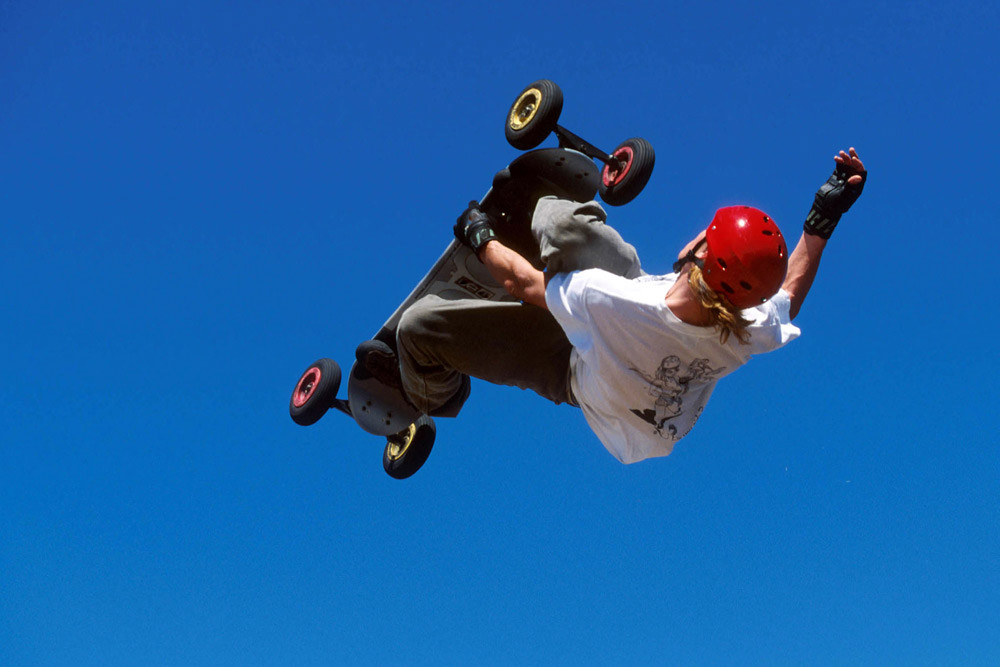 Just like skating, college flips the script - image courtesy of iStock