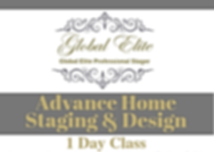 Global Elite Advance Home Staging & Desi